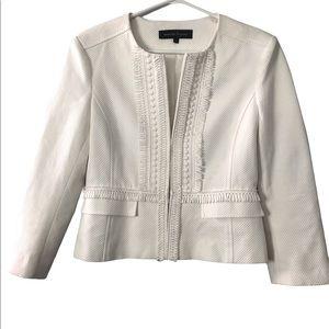 Nanette Lepore Sweet Retreat Cotton-Twill Jacket